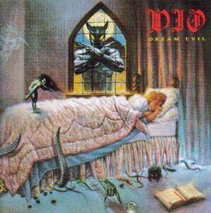 Обзор студийных и концертных альбомов Ronnie James Dio!