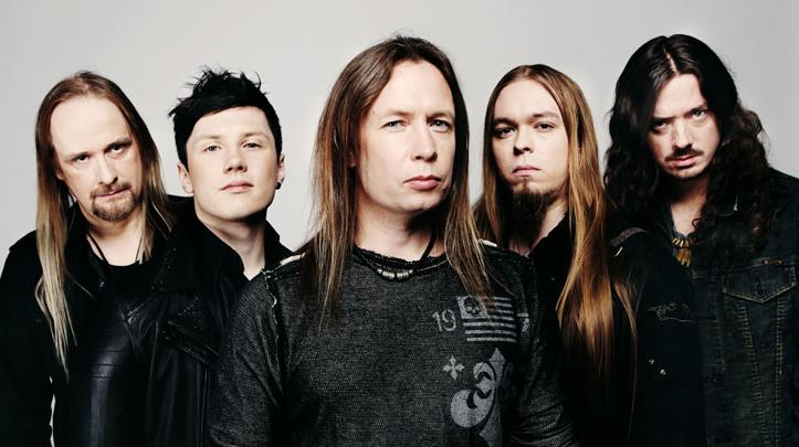 Stratovarius in Piter