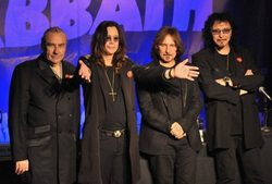 Black Sabbath на фестивале Download!!