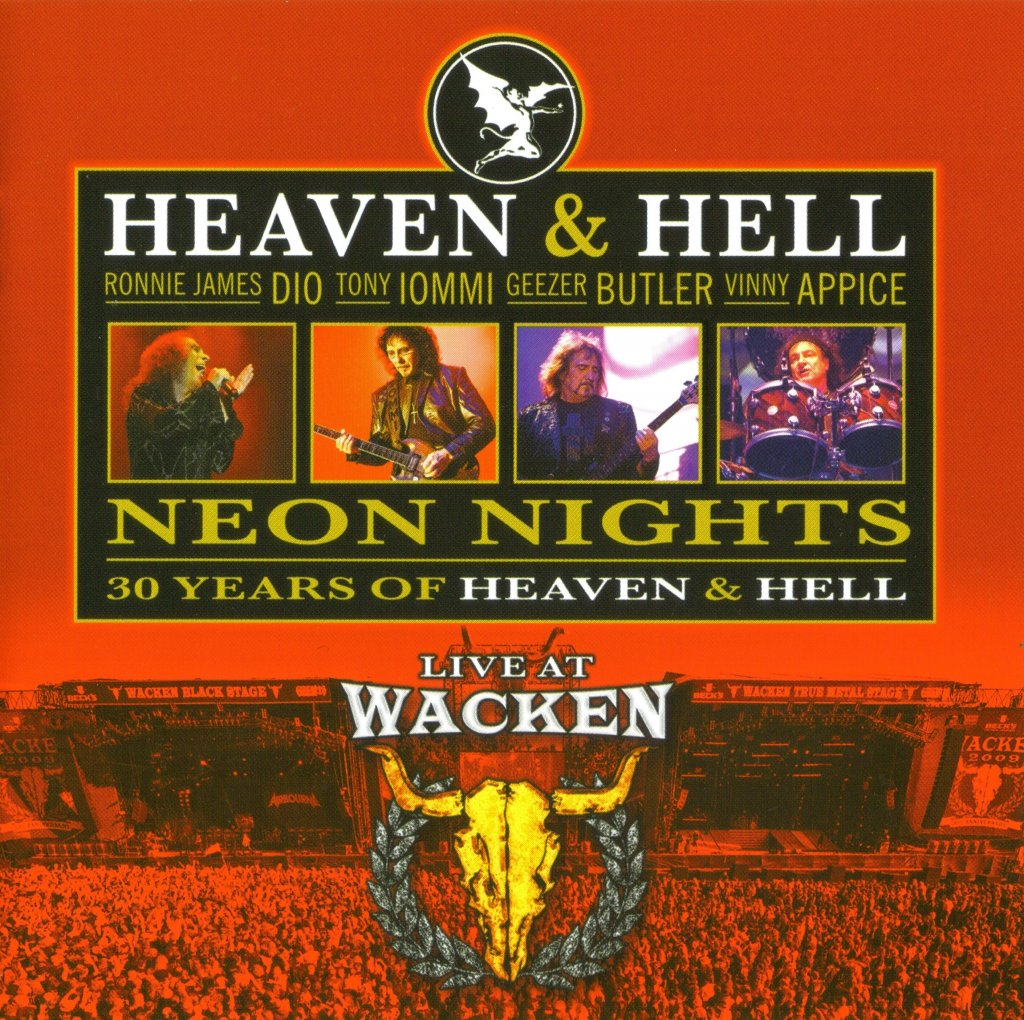 Neon Nights - Heaven And Hell!